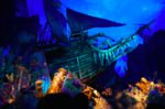Shanghai Disneyland's Pirates of the Caribbean – Full Ride Video