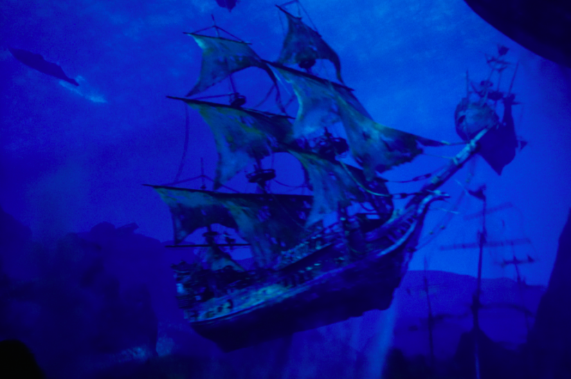 Pirates of the Caribbean: Battle for Sunken Treasure