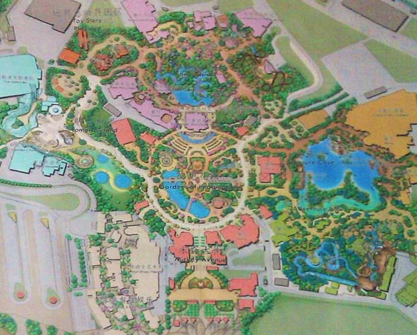 Toy Story Land Shanghai Disneyland