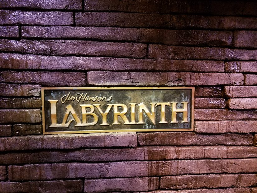 Labyrinth exhibit