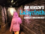 Jim Henson's Labyrinth Exhibit Walkthrough at the Center for Puppetry Arts