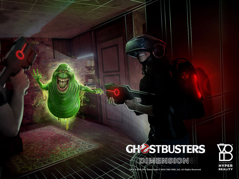 Four New And Coming Ghostbusters Attractions Theme Park