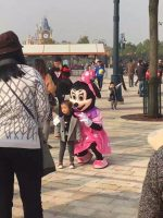Fake Disney Characters Invade Shanghai Disneyland Resort
