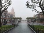Shanghai Disneyland Castle Vanishes in Smog