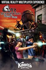 "Knott's Berry Farm Announces ""VR Showdown in Ghost Town"""