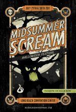 Scratch that Halloween Itch at 2017 Midsummer Scream