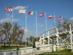Six Flags No Longer Flying Confederate Flag In Front of Parks