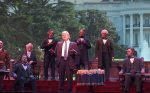"Q&A With Guest Who Yelled Out ""Lock Him Up"" At Hall of Presidents One Week After Opening"