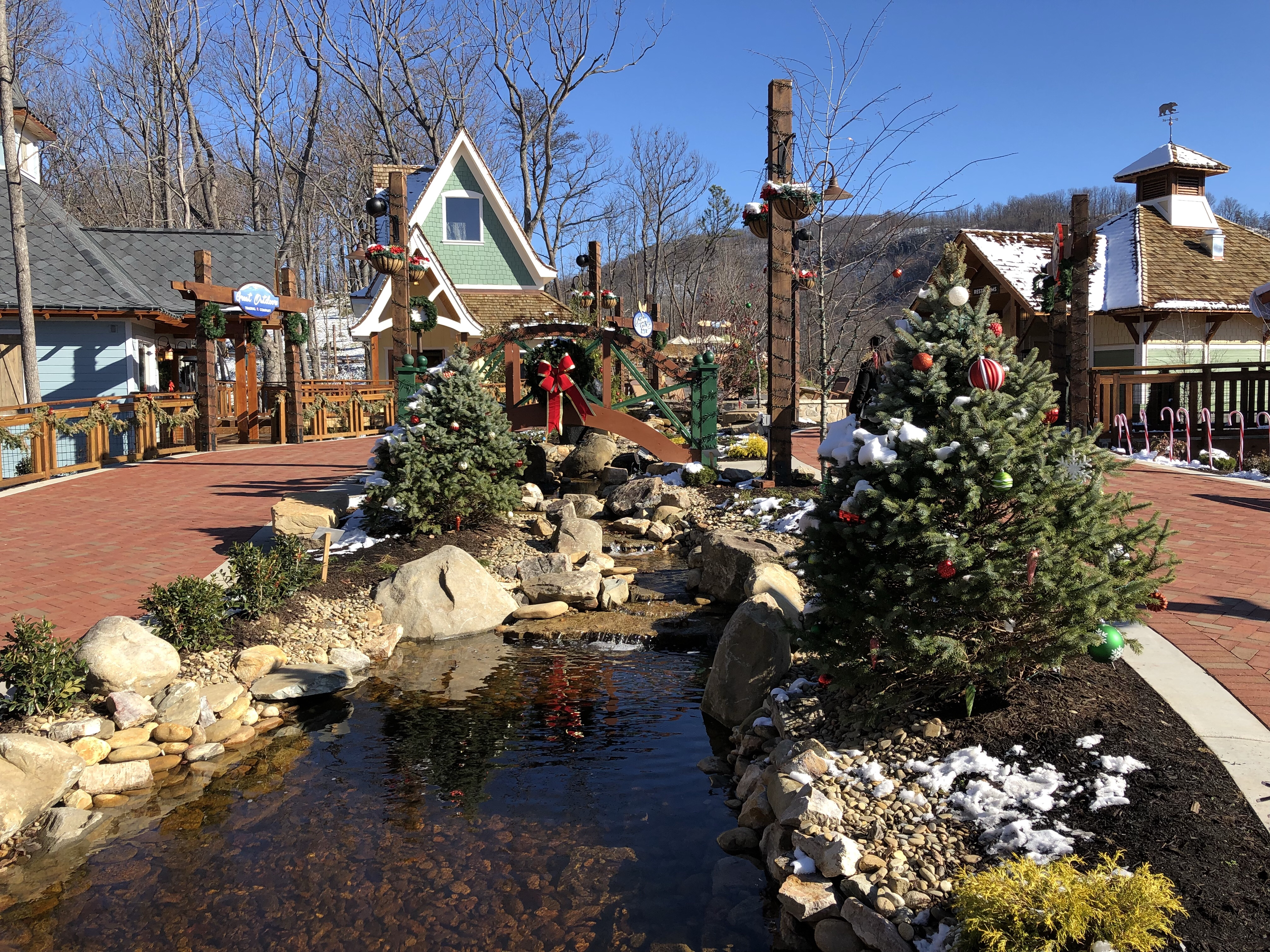 Anakeesta Attraction Opens In Gatlinburg Tennessee Theme