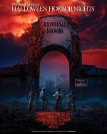 Stranger Things Confirmed for Universal Halloween Horror Nights Orlando, Hollywood and Singapore