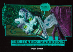 The Islands of Adventure That Never Was Part 8 – Joker's Madhouse Walk-Through