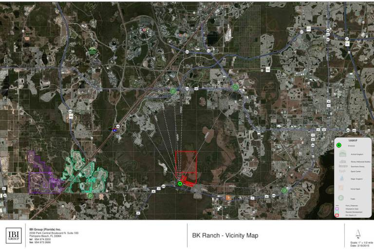 What Could Walt Disney World Use 1000 More Acres of Land For ... on