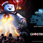 Ghostbusters Halloween Horror Nights